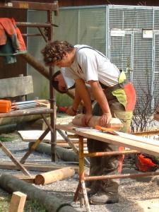 Vogelparadies Birka, Arbeitseinsatz Juli 05 009